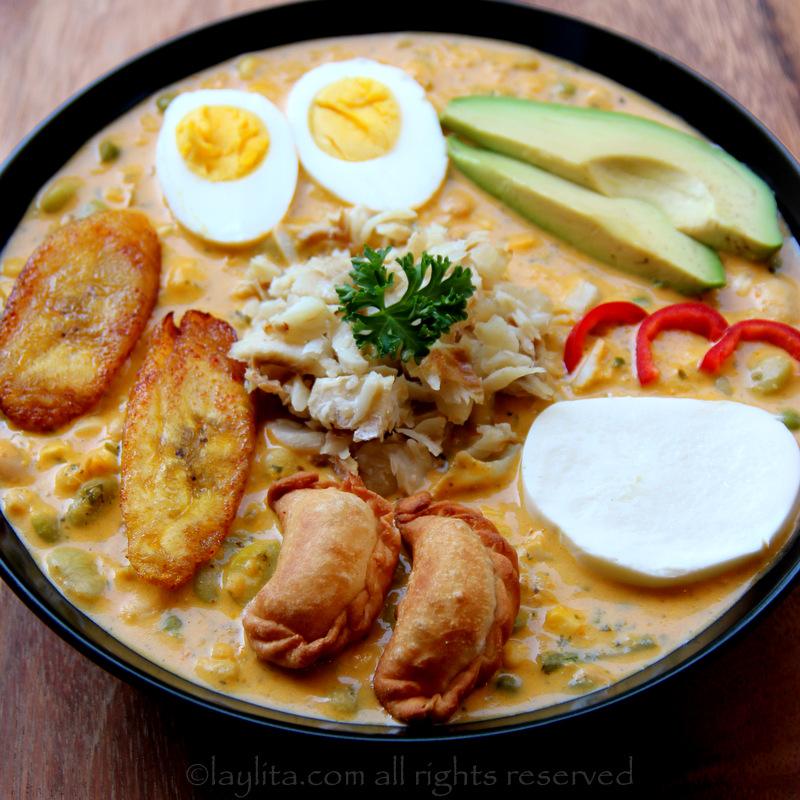 Fanesca ecuatoriana para comer en semana santa conozca for Argentine cuisine culture