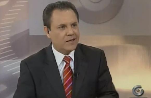 Carlos Ochoa, SUperintendente de Comunicación